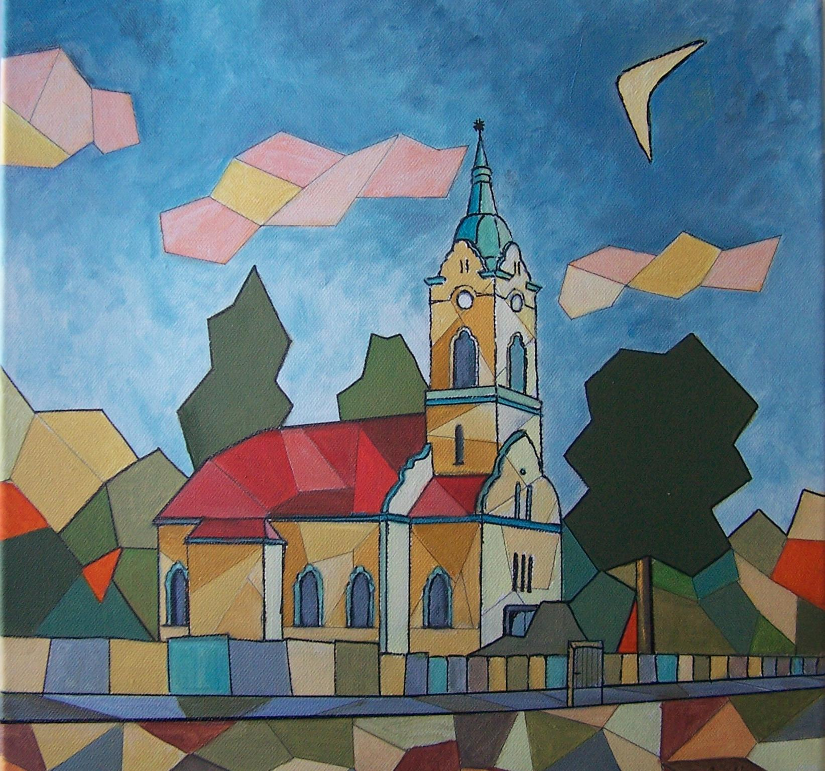 Ercsi református templom